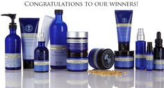 Award winning Organic beauty products from Neal's Yard