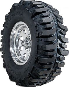 :)  INTERCO TSL/Bogger Tire professional mud tires but jeep owners use them