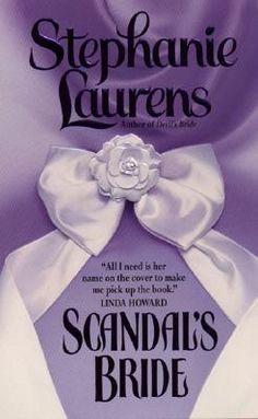 Scandal's Bride (Cynster #3)  by Stephanie Laurens