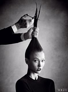 photo by Patrick Demarchelier