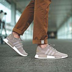 Adidas Originals #NMD_R1: Vapor Grey