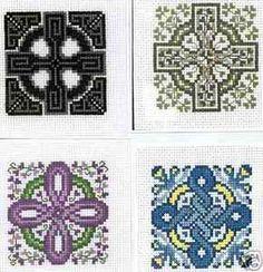 cross stitch patterns free | cross stitch pattern celtic crosses opus 1 manufacturer claddagh cross ...