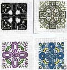 cross stitch patterns free | cross stitch pattern celtic crosses opus 1 manufacturer claddagh cross ...