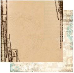 Bo Bunny Press - Mama-razzi 2 Collection - 12 x 12 Double Sided Paper - Tripod at Scrapbook.com $1.01