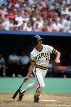 Andy Van Slyke - Pittsburgh Pirates One of my favorite players from way back
