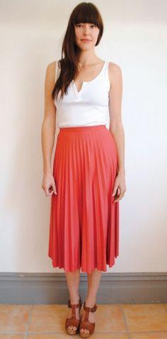Mari Skirt