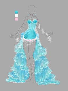Adoptable Outfit SOLD by Nagashia on DeviantArt