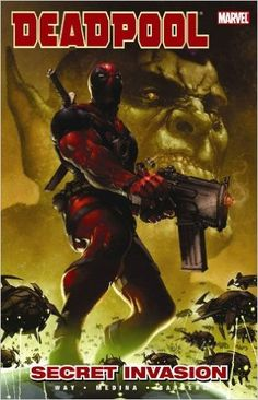 Deadpool Vol. 1: Secret Invasion Skrulls, alien shapeshifters want to take over the Earth. Deadpool almost gets killed by Skrull but convinces them that he is on their side.
