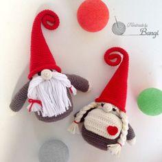*손뜨개인형도안* La familia Tomtez (산타부부) : 네이버 블로그 Christmas Ornaments, Holiday Decor, Home Decor, Street, Patterns, Decoration Home, Room Decor, Christmas Jewelry, Christmas Decorations