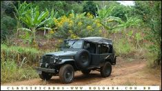 Recordando al jeep Toyota Bandeirante/Bernardini Xingu (Brasil) Station Wagon, Land Cruiser, Jeep Ika, Toyota, Motor Diesel, Xingu, Armada, Antique Cars, Vehicles