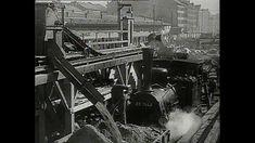 S-Bahn Berlin: Bauarbeiten der Nord-Süd Verbindung 1934 Bahn Berlin, Public, S Bahn, Transport, Spaceship, Sci Fi, Youtube, 50 Years Old, History