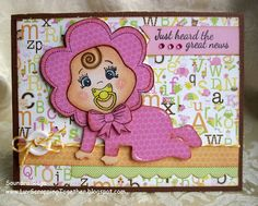 Sweet News ~ Peachy Keen Stamps Sneak Peek