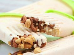 These cereal-filled peanut butter and banana yogurt pops are a delicious way to get the kids (or yourself) excited for a nutritious...