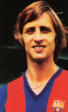 Johan Cruyff soccer a beautiful game wondersoccertowel.com