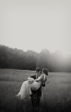 What an amazing and romantic wedding shot
