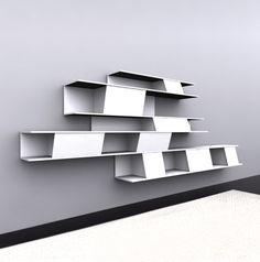 Shift shelving system by Patricia Urquiola #design