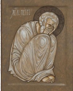 Christian Drawings, Christian Art, Byzantine Icons, Byzantine Art, Religious Icons, Religious Art, Monastery Icons, Moise, Christ