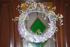February Wreath