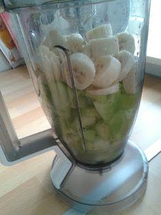 Uit mijn keukentje: Simpele meloen smoothie