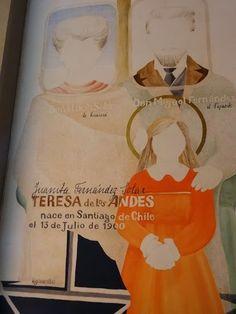 13 de Julio SANTA TERESA DE LOS ANDES, VIRGEN