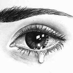 Crying Eye Drawing Art Drawings Art Drawings Pencil Drawings