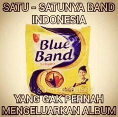 Band yang gak pernah keluarin album - #Meme - http://wp.me/p3MK7L-bDh