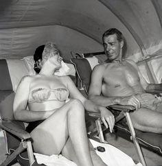 Marilyn Monroe Norma Jean Baker, Vince Vance, Joe DiMaggio, at the beach. Joe Dimaggio, Marilyn Monroe, Brigitte Bardot, Cure, Rock Hudson, Marianne, Norma Jeane, Vintage Hollywood, Hollywood Glamour