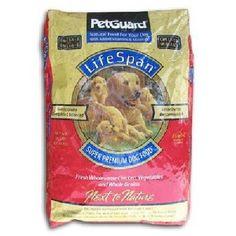 Pet Guard Lifespan Chicken Dog Dry (1x36LB )