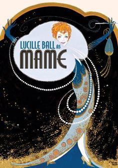 Lucille Ball as Mame (1974)...LOVE THIS MOVIE with Lucy and Bea Arthur!!!