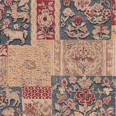 AM100087-516, Mapperton, Multi, Kravet Fabrics