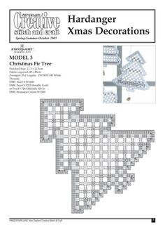 Hardanger Christmas Decorations