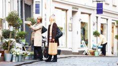 Shopping in Aarhus