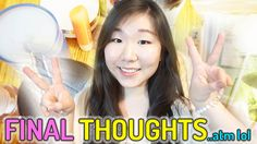 FINAL REVIEW ║ All 19 Korean Beauty Items!