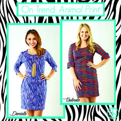 On Trend:  Animal Prints  www.tracynegoshian.com