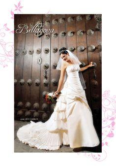 vestido: BELLANOVA novia: JOYCE MARQUEZ