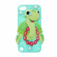 <P>This adorable  your iPod® touch 5 case will be the perfect sidekick to jam to your tunes with. Your  will stand out with the aqua colored background and the smiling turtle. Bubbles light up when you press his nose!</P><UL><LI>Fits your iPod® touch 5<LI>Lights up</LI><li>Apple Inc. is not responsible for this product. iPhone® and iPod® touch are registered trademarks of Apple I...