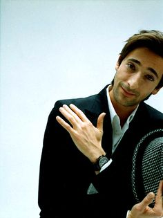 """I was a wild, mischievous kid and I had tremendous imagination. Any experience I had, I'd try to reenact it. I always had an actor within me"" - Adrien Brody"