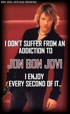 Jovi addict
