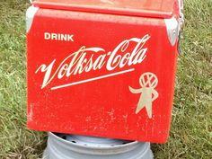 Volksa-Cola Cooler...coolest cooler!
