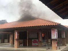JORNAL O RESUMO: Quiosque em Cabo Frio pega fogo