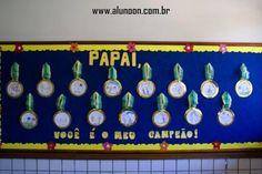 44 Ideias de Murais para o Dia dos Pais - Aluno On