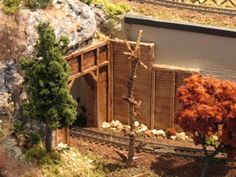 tunnels | Model railroad tunnels and bridges should be a significant part of ...