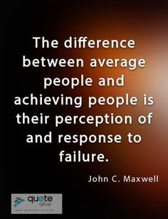 Failure Quotes, Perception, No Response