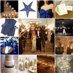 Inspiring Brides: Theme Thursday #2- Starlight, Star bright, make a wedding wish…