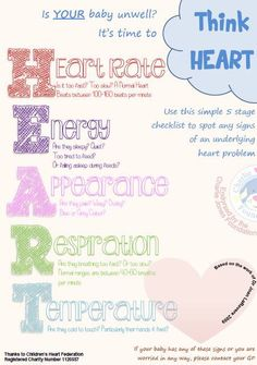 Think HEART | CHD Awareness |  Graphics and designs by Donna from the Charlie Jones Foundation.  All designs copyrighted.  Please visit:  www.charliejonesfoundation.org.uk  www.facebook.com/charliejonesfoundation Twitter.com/cj_foundation