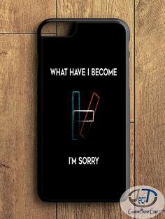 Twenty One Pilots Ode To Sleep Case iPhone, iPad, Samsung Galaxy & HTC One Cases