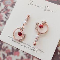 Trang sức Plus Size eliza j plus size dresses Ear Jewelry, Cute Jewelry, Jewelry Accessories, Fashion Accessories, Jewelry Design, Fashion Jewelry, Jewlery, Cute Earrings, Beautiful Earrings
