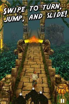 Temple Run- ekran görüntüsü