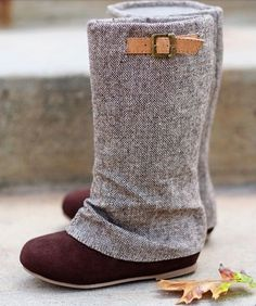 Slouchy boots - another joyfolie masterpiece
