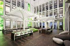 Die 5 coolsten Büros in Deutschland – mehr als nur ein Arbeitsplatz! | Adzuna.de